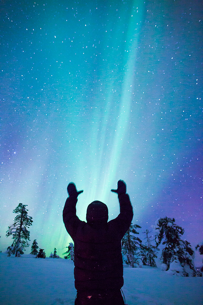 Catch the stars [Photo: Antti Pietikäinen]